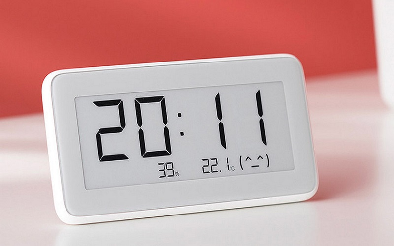 xiaomi-mijia-temperature-and-humidity-monitoring-electronic-clock-m