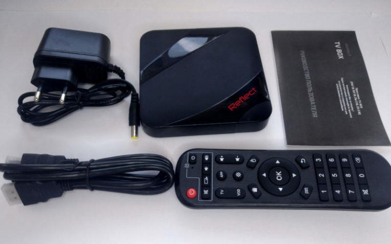 Reflect TV Box ZX 2.16