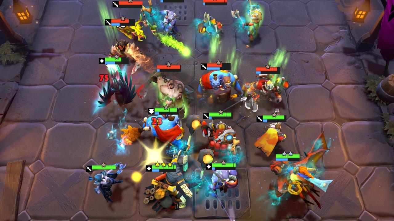 dota-underlords-gameplay