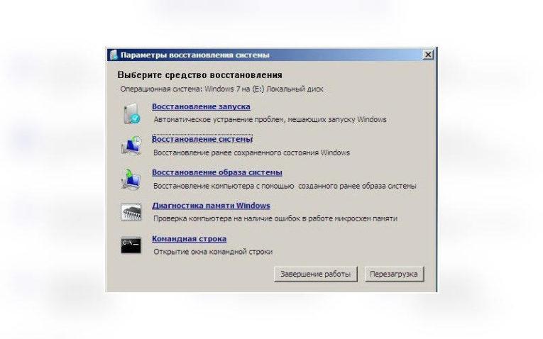 черный экран Windows 7 - как исправить