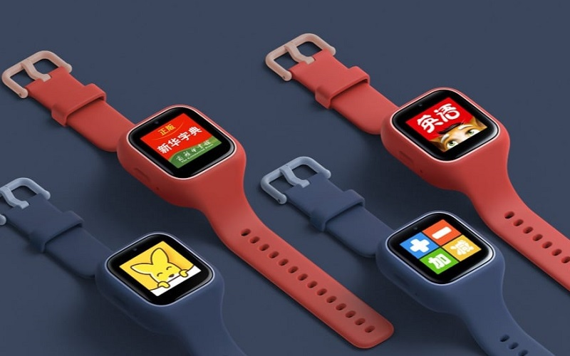 Xiaomi-Mi-Bunny-Watch-3C-red-blue-fot.-Xiaomi