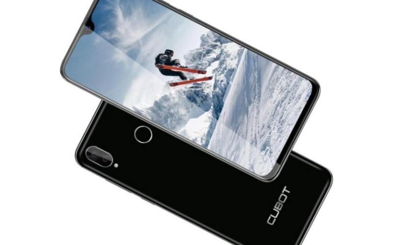 китайские смартфоны Cubot C15 Pro
