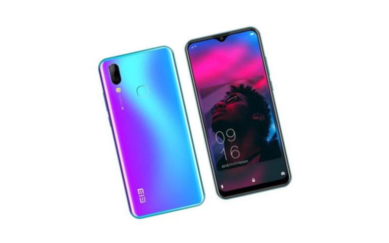 китайские смартфоны Elephone A6 MAX