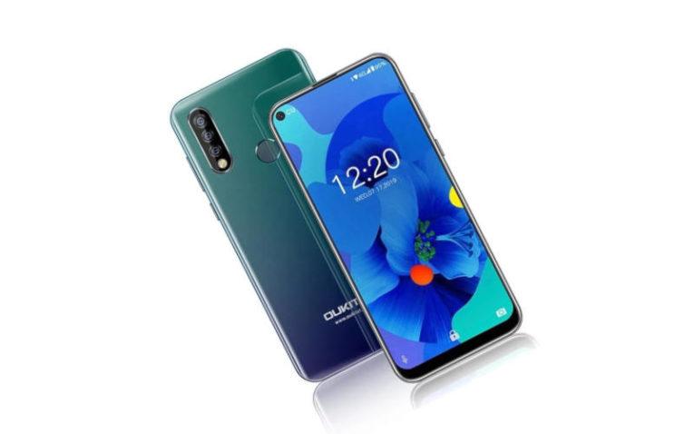 китайские смартфоны Oukitel C17 Pro