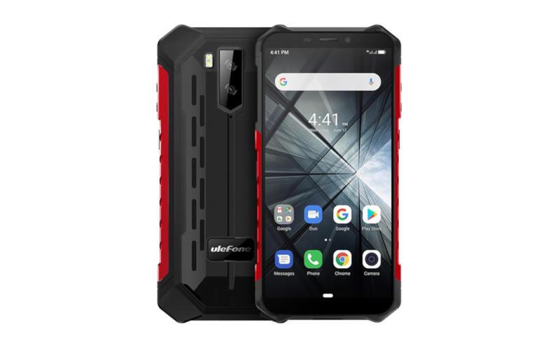 китайские смартфоны Ulefone Armor X3