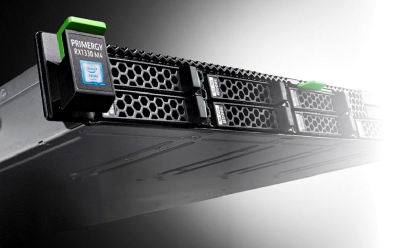 FUJITSU-PRIMERGY-Server-RX1330-M4-Color