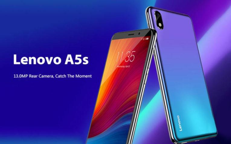 Lenovo A5s