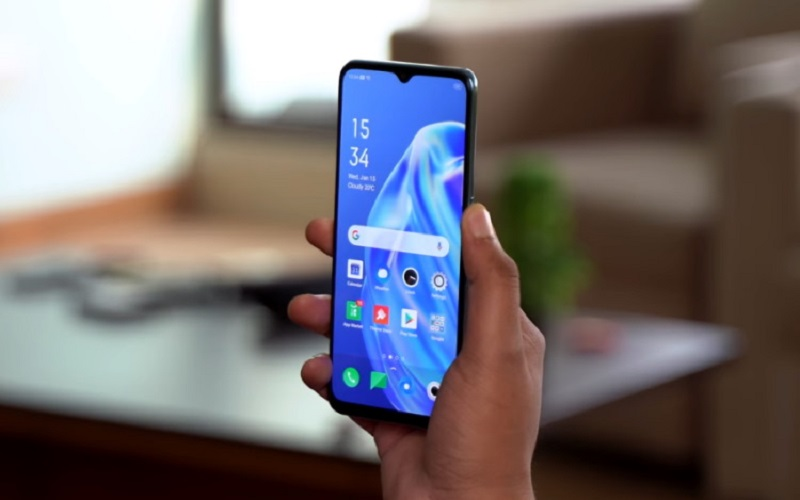 oppo-f15-display