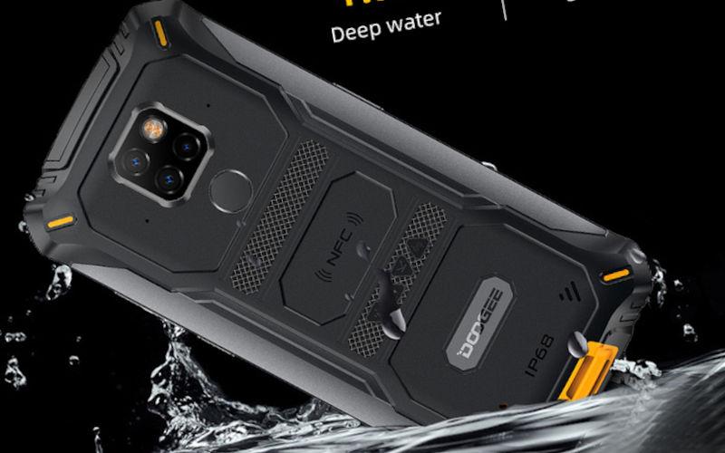 Лучшие китайские смартфоны Doogee S68 Pro
