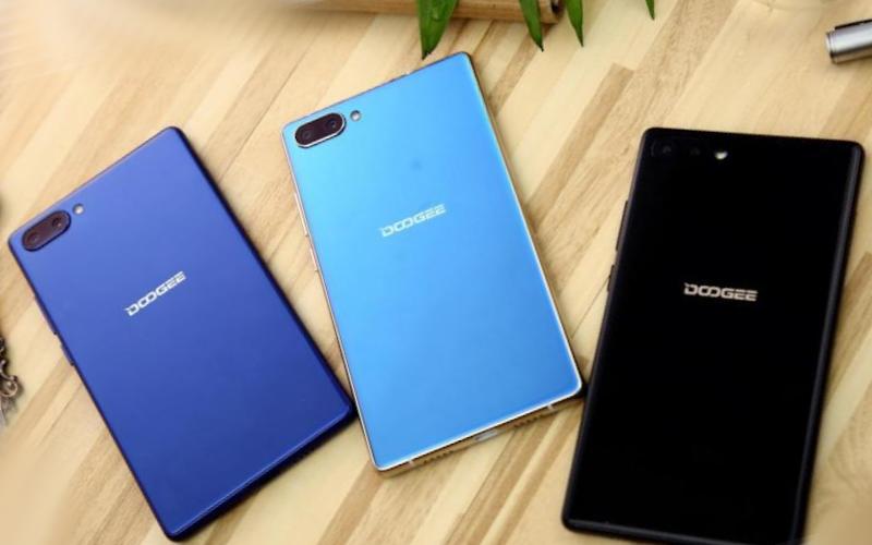 Лучшие китайские смартфоны Doogee